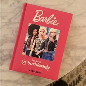 Barbie the art of @barbiestyle ASSOULINE book